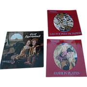 SOLD 3 Theriault's Doll  Auction Catalogs - Red Tag Sale Item