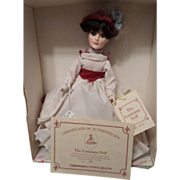 Vintage Effanbee The Louisiana Doll Limited Edition # 74