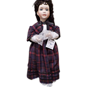 Vintage Little Women Doll Jo from Ashton Drake