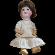 Antique Bisque Recknagel Baby Doll