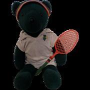 Vintage North American Bear Company - Tennis Bear