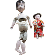 Oriental Dolls For Repair