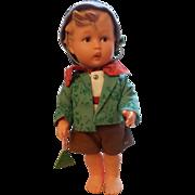 Vintage Alpine Boy Schorschl Hummel Doll