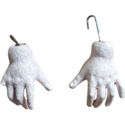 Antique Composition Hands for your Doll