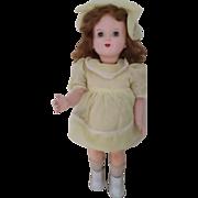 Walking Wanda Doll 1954 Still in box.