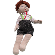 Nylon Cloth Type Doll
