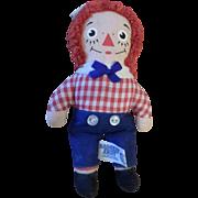 Knickerbocker Raggedy Andy Doll