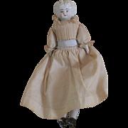 Antique China Head Doll.