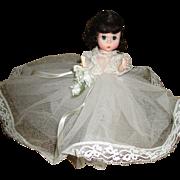 Vintage Madame Alexander 1978 Bride Doll