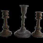 Vintage Miniature Doll House Candle Sticks