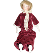 Jules Verlingue Antique French Boy Doll.