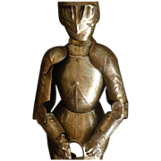 Antique Miniature Suit of armor