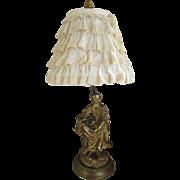 1940s-1950s Paul Hanson Accent Lamp