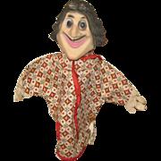 SALE Walt Disney Productions Puppet Captain Hook- Gund