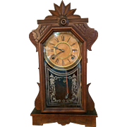 The E. Ingraham and Co. Kitchen Clock