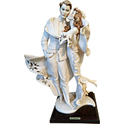 G. Armani Wedding Figurine