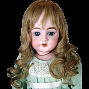 Simon Halbig 1009 Antique Bisque Head German Doll ~ Early Mark