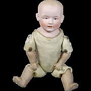 SOLD Gebruder Heubach Antique German Bisque Head Doll