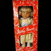 """Kathe Kruse Luane Elisa 10"""" Doll, MIB"""
