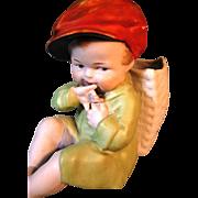 Gebruder Heubach Position Piano Baby Planter