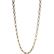 SALE Cartier 32 inch 18kt Gold Chain
