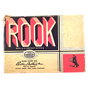 SALE Classic Rook Playing Cards - 1943 Series