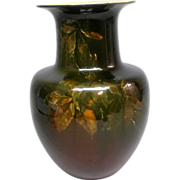 "1890 Rookwood Vase 7-3/4"" Shape #419 Signed Antique Pottery"