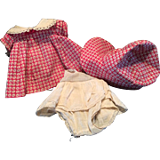 SOLD Shirley Temple outfit