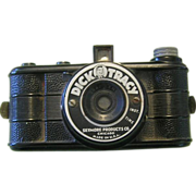 SOLD 1940's Dick Tracey Bakelite Collectible Camera