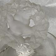 Lalique Pax Pintray- Bird Dish
