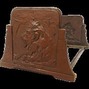Lions Book Holder Adjustable