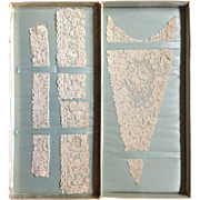 Antique Chantilly Lace Boxed Set