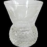 Edinburg Thistle Shot Glass