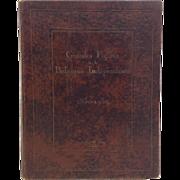 Vintage Book 'Grandes Figures de la Belgique Independante 1830-1930'