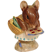 Beatrix Potter's Appley Dapply Figurine