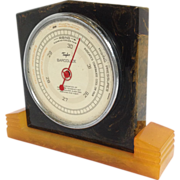 Bakelite Barometer