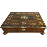 Rosewood Games Box