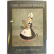 Children's Book 'The Dolls Diary' by Rose Haig Thomas c.1909