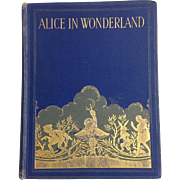 Alice's Adventures in Wonderland by Lewis Carroll 1928 Edition