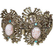 SALE Stunning Dragon Egg Unsigned Selro Bracelet