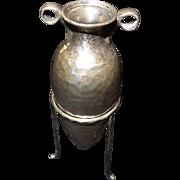 Vintage Miniature Sterling Amphora