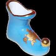 Vintage Limoges Elf Shoe