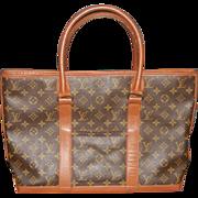 SOLD Authentic Louis Vuitton vintage Monogram Sac Weekend PM shoulder bag