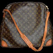 SALE Authentic Louis Vuitton vintage Monogram Sac Balade shoulder bag