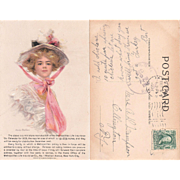 Boileau Advertising Postcard (2 available)