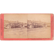 1866 Stereoview of San Francisco