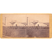 1860s Stereoview of Cuba  E. Anthony #75