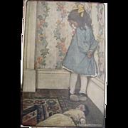 1904 Jessie Wilcox Smith Color Print