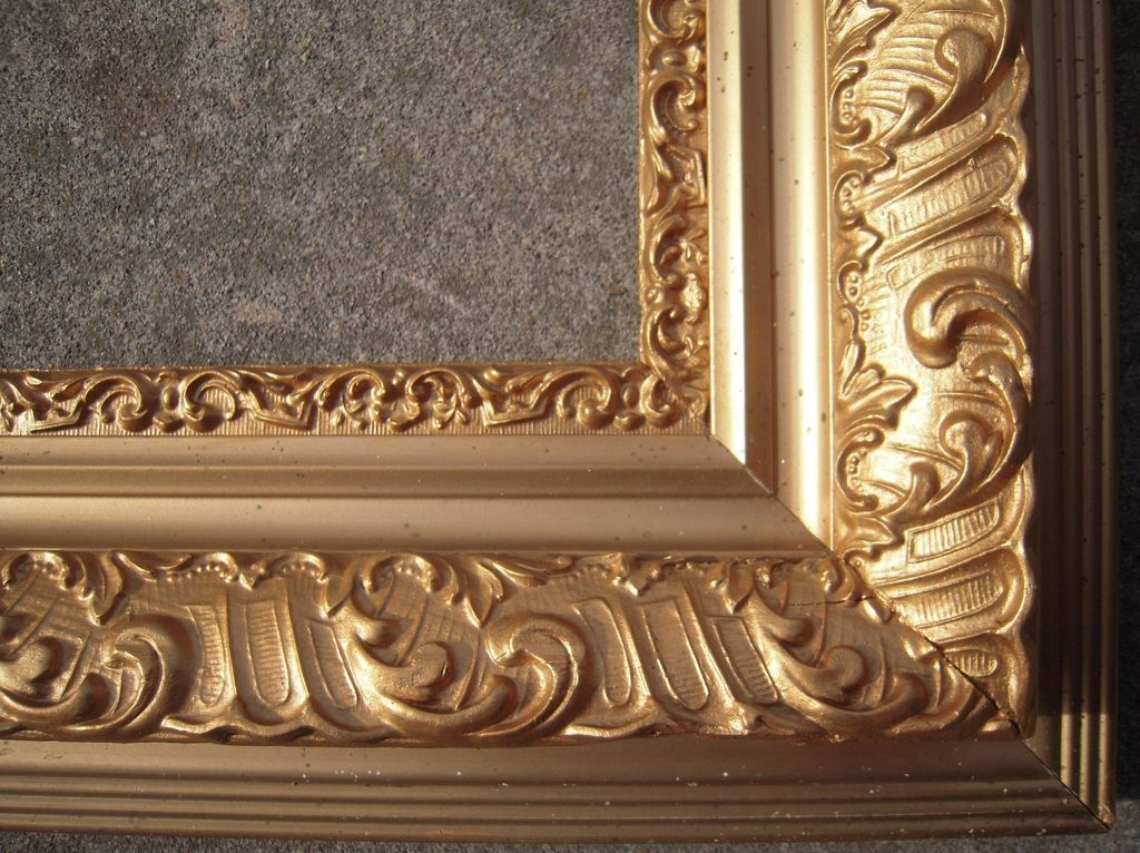 "Ornate Gold Victorian Picture Frame 16 x 20"" from ..."