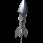 1950s Mechanical Rocket Bank